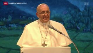 Video «Papst in Süd-Korea» abspielen
