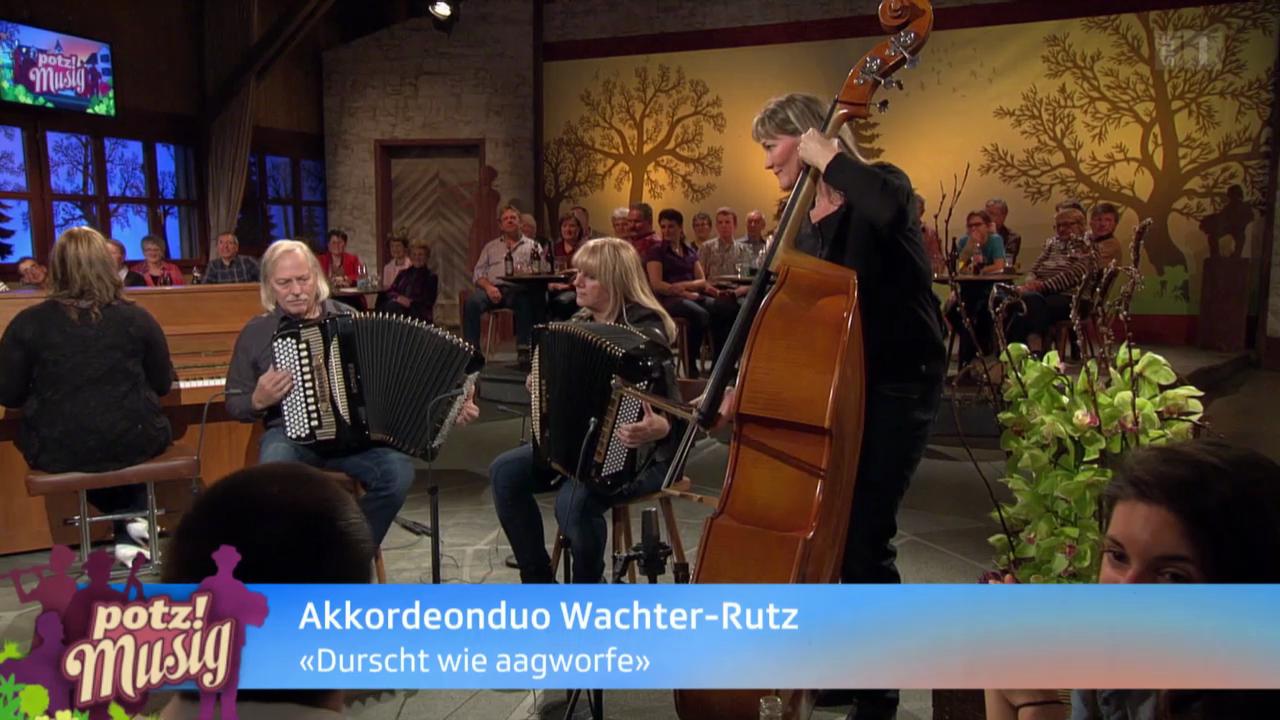 Akkordeonduo Wachter-Rutz