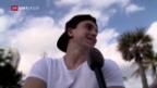 Video «Malgins rosige Zukunft in der NHL» abspielen