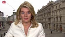 Video «SRF-Wirtschaftsredaktorin Marianne Fassbind zur HSBC-Durchsuchung» abspielen