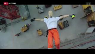 Video «Einheitskasse vergleichbar mit SUVA?» abspielen