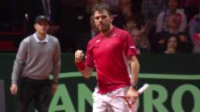 Video «Davis Cup: Rückblick auf das Final-Wochenende» abspielen