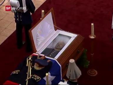 Video «Ex-Diktator Pinochet in Chile gestorben» abspielen