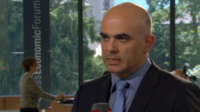 Alain Berset spricht sich gegen Rentenalter 67 aus