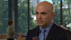 Video «Alain Berset spricht sich gegen Rentenalter 67 aus» abspielen