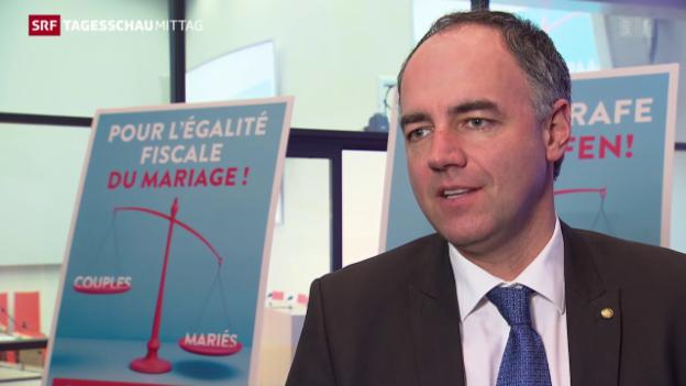 Video «Heiratsstrafe abschaffen» abspielen