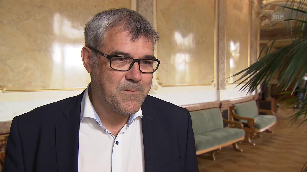 Eric Nussbaumer (SP): Der Bundesrat blockiert die EU-Beitrittsdiskussion