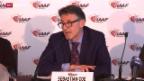 Video «IAAF behält Russland-Sperre bei» abspielen