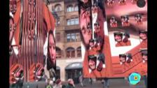 Video ««Mirror City»: Selfies an Basler Gebäudefassaden» abspielen
