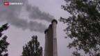 Video «Treibhausgase auf Rekordstand» abspielen