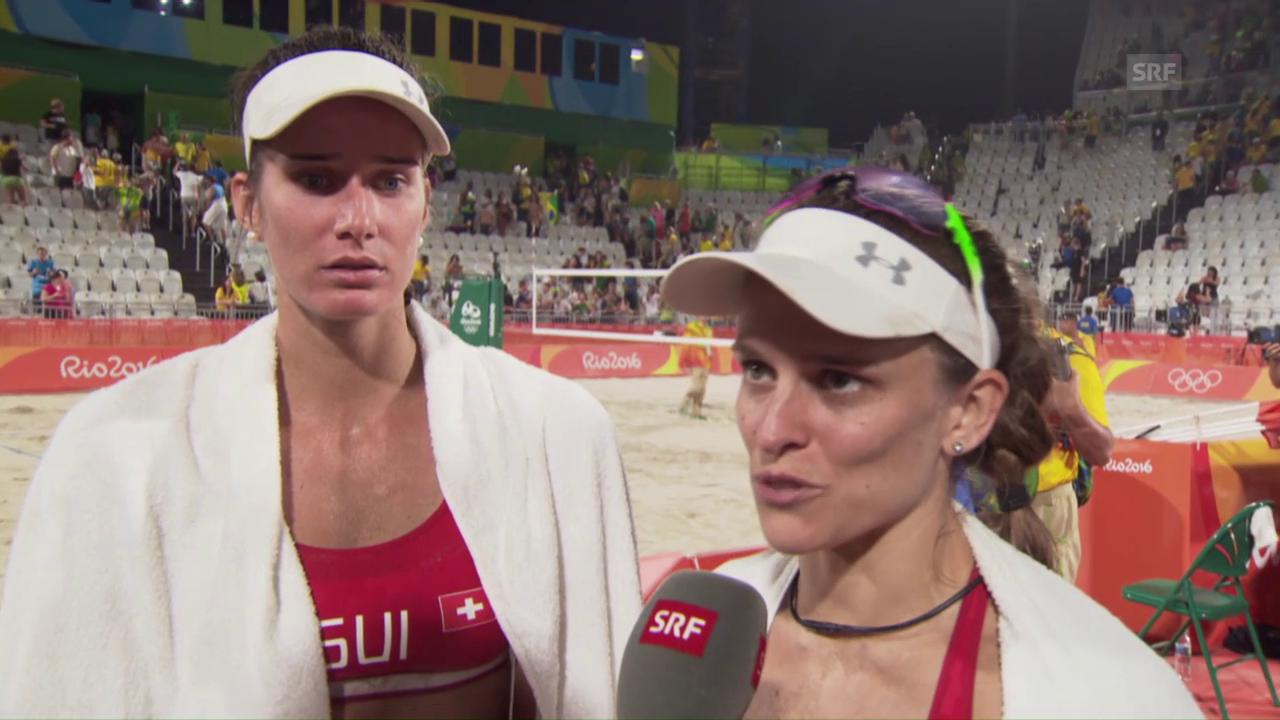 Interview mit Joana Heidrich und Nadine Zumkehr