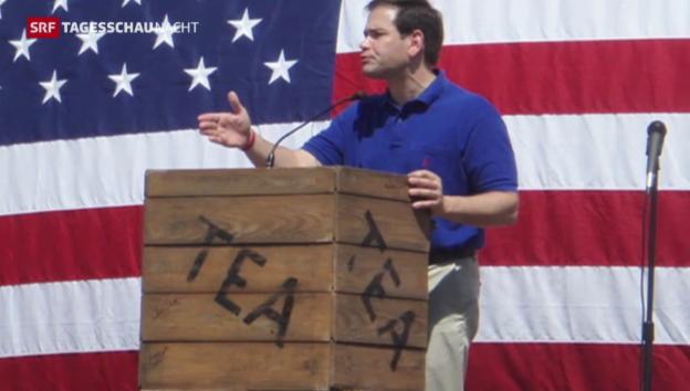 Video «Auch Marco Rubio will ins Weisse Haus» abspielen