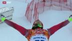 Video «Bündner Sportler räumen ab in Sotschi» abspielen