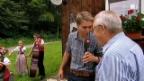 Video «Arnold Koller erfährt seine Wette» abspielen