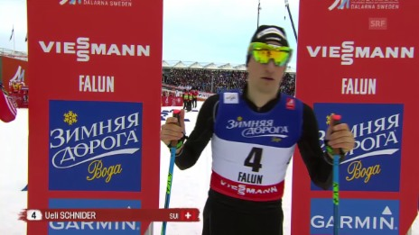 Video «Der Halbfinal von Ueli Schnider» abspielen