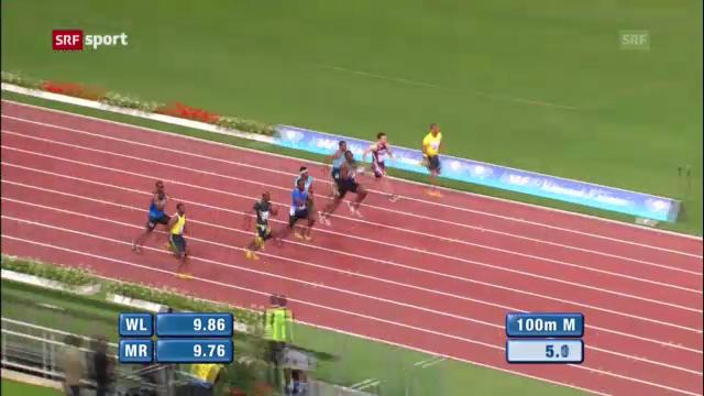 Usain Bolt in Rom geschlagen («sportaktuell»)