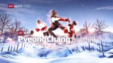 Link öffnet eine Lightbox. Video «PyeongChang aktuell» vom 23.02.2018 abspielen