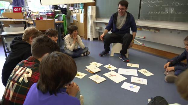 Video «Fremdspracheninititiative entzweit Lehrer» abspielen