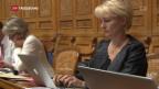 Video «Nachfolge Didier Burkhalter: Isabelle Moret will jetzt auch» abspielen