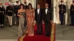 Video «Michelle Obama elektrisiert Öffentlichkeit» abspielen