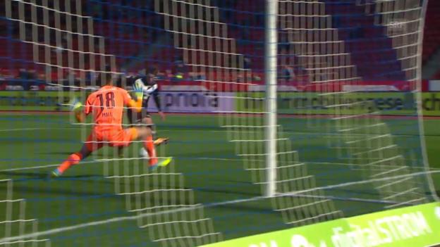 Video «Lugano gelingt überraschender Auswärtssieg bei GC» abspielen