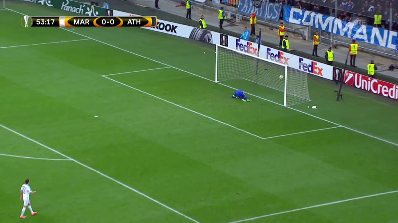 EL: Marseille - Bilbao
