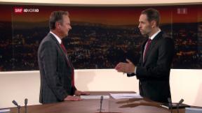 Video «Studiotalk mit Thomas Bucheli über die Bildung von Hurrikans» abspielen