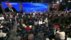 Video «Russischer Präsident stellt sich Journalisten» abspielen