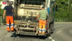 Video «Streit um Abfallsackgebühr» abspielen