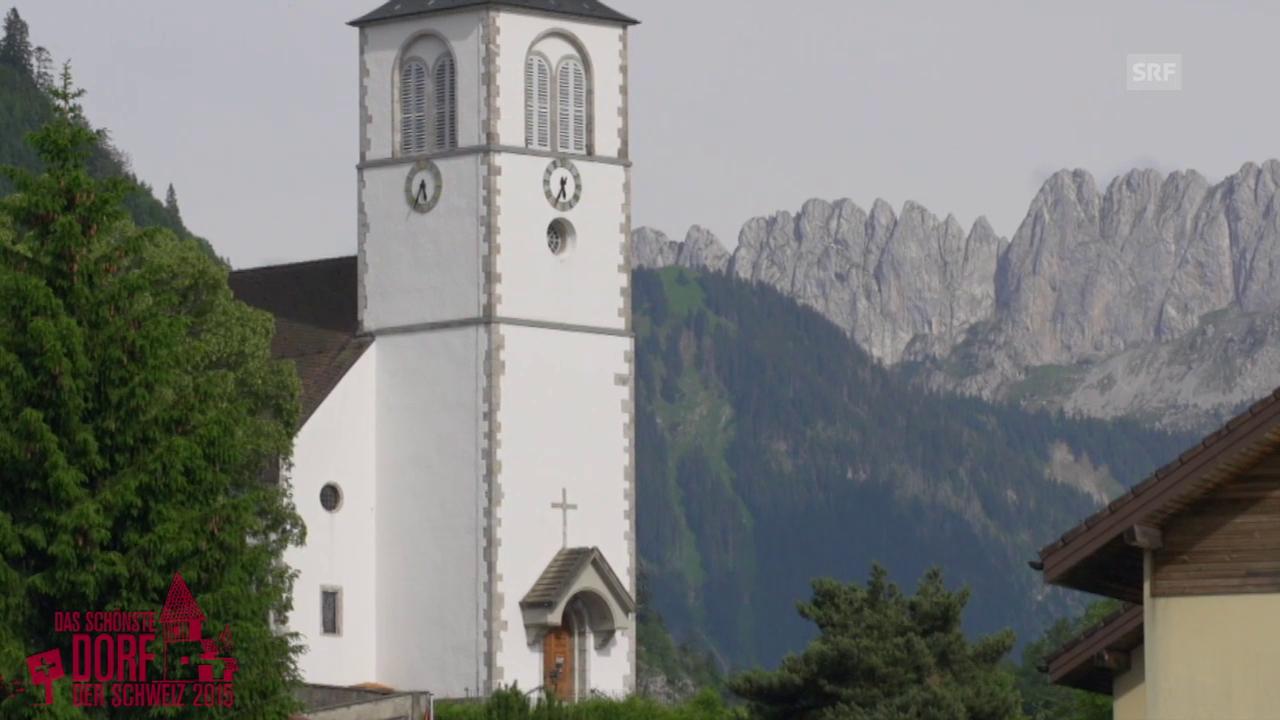 Wird Charmey das schönste Dorf der Schweiz 2015?