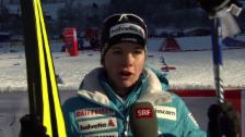 Video «Von Siebenthal: «Es war wieder mal ein Riesen-Chaos»» abspielen