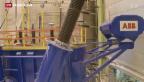 Video «ABB leidet unter seiner kleinsten Sparte» abspielen
