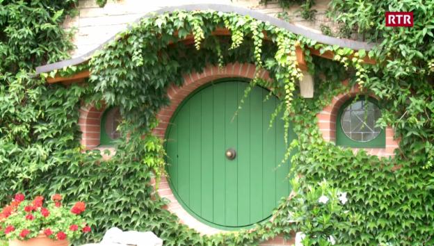 Laschar ir video «Il museum da hobbits avant l'avertura»