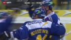 Video «Eishockey: Davos - Fribourg-Gottéron» abspielen
