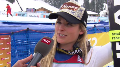 Video «Interview mit Lara Gut» abspielen