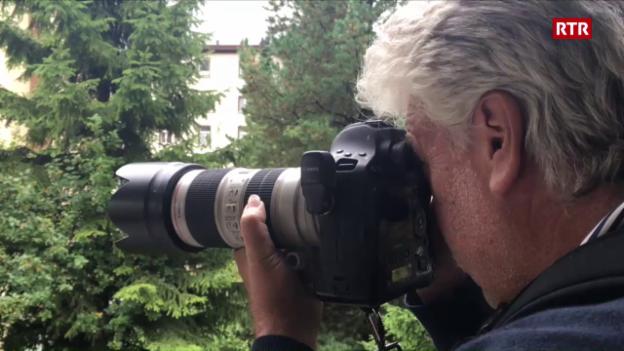 Laschar ir video «Andy Mettler, mainafatschenta da Swissimage»