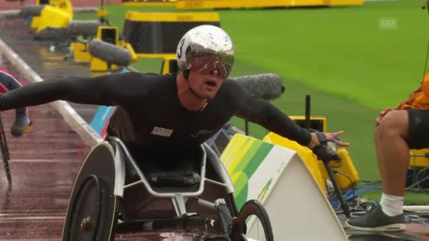 Video «Hug holt auch über 5000 m Gold» abspielen