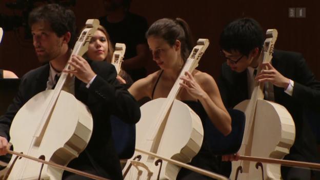 Video «Das Beethoven-Experiment – Absturzgefahr am Lucerne Festival» abspielen