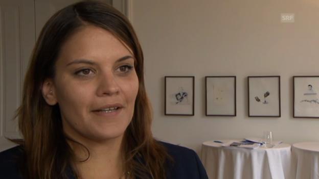 Video «Martina Imfeld zur Revision des Asylgesetzes» abspielen