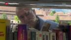 Video «Trojanow eröffnet Solothurner Literaturtage» abspielen