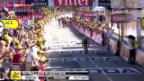 Video «Rad: Die 8. Etappe der Tour de France» abspielen