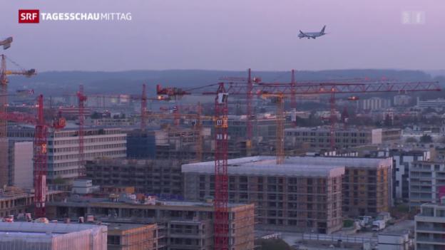 Video «Bundesrat will mehr Einfluss auf Flughäfen» abspielen