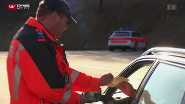 Video «Zuviel Polizei im Dorf» abspielen