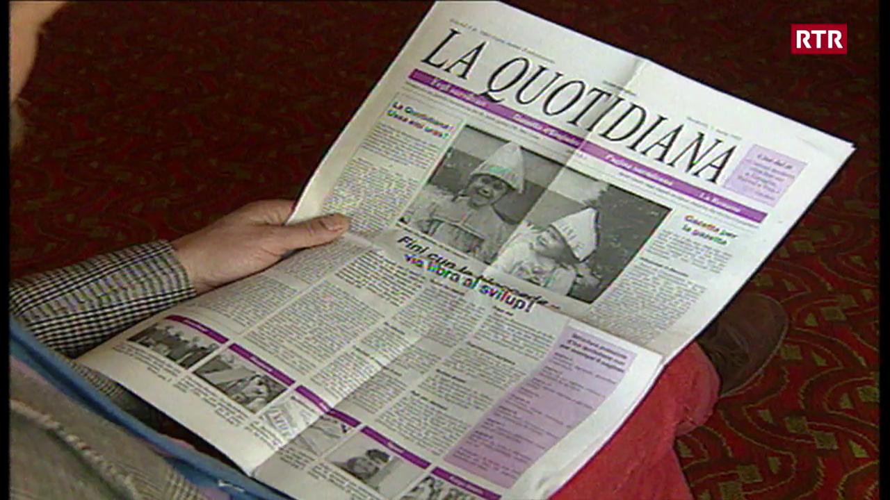 La Quotidiana il start il 1993
