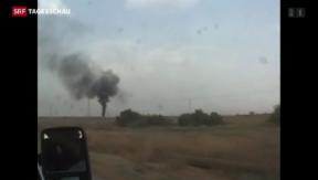 Video «Terrorgruppe ISIS rückt auf Bagdad vor» abspielen
