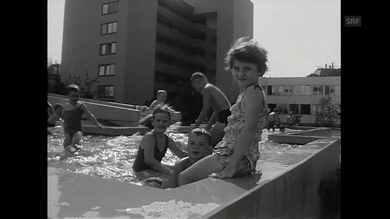 «Wie nur leben die Kinder in Hochhäusern?»