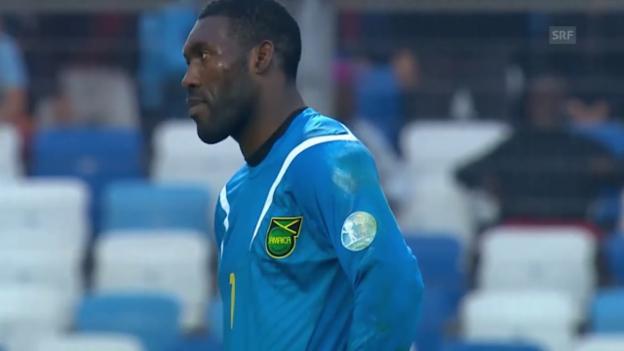Video «Fussball: Copa America, Paraguay - Jamaika» abspielen