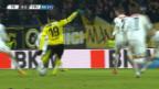 Video «Fussball: Super League, Tore bei YB - Thun» abspielen