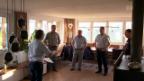 Video «Einspieler zur ersten Chorprobe vom Engel Chörli Appenzell» abspielen