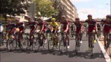 Video «Die Helfer von Toursieger Cadel Evans (2011)» abspielen